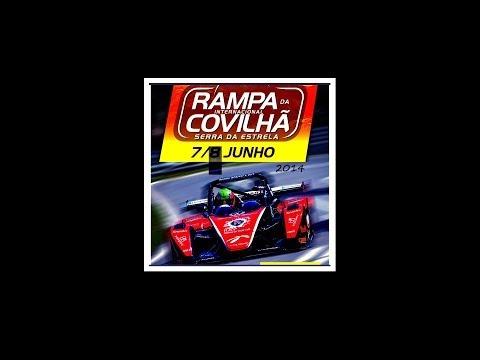Rampa da Covilhã - Serra da Estrela 2014, Treinos e subidas da Prova