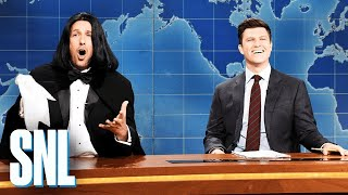 Weekend Update: Opera Man Returns - SNL