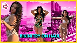 Try on haul in Hawaii