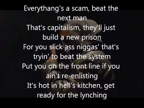 Ice Cube - Everythang's Corrupt (lyrics)