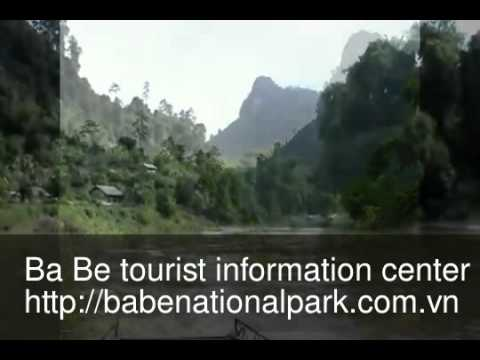 Ba Be national park Vietnam