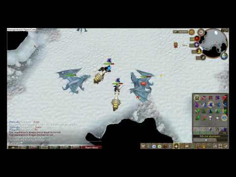 Runescape: Frost Dragons Guide (with commentary)