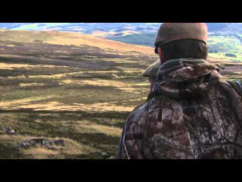 Scottish highland deer stalking - an introduction