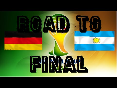 FIFA World Cup 2014 Final Germany vs Argentina Promo