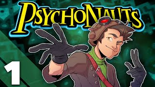 Psychonauts - #1 - Basic Braining