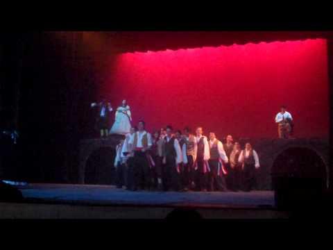 Les Miserables 10 One Day More - University School