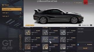 Gran Turismo 6 | 1400+HP TH400 Big Turbo/Nitrous Supra Build + Test N Tune w/ 1000+HP Supras & GTR