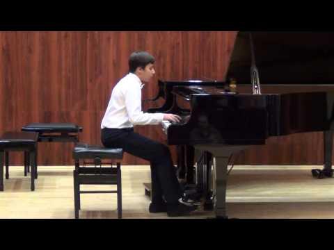 Феликс Мендельсон - Песни без слов (ми минор), op.117