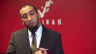 Hajj. There is nothing left between you and Allah - Ustadh Nouman Ali Khan