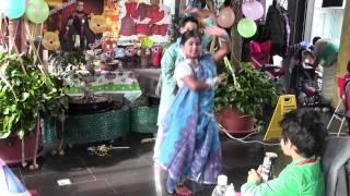 amar garur garite bou shajiee dance by ramita and suborno