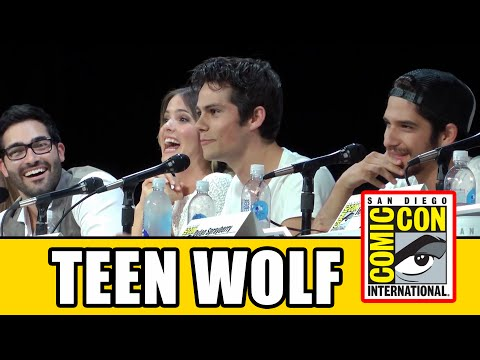 Teen Wolf SDCC Full Official Panel 2014 - Season 5 Confirmed