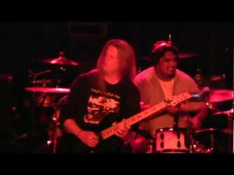 Jeff Loomis - Mercurial live at Pop's