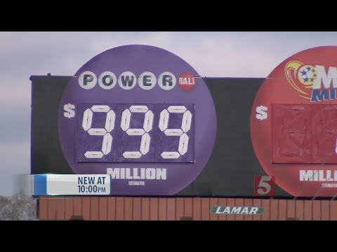 Powerball Jackpot Means More Money For Education