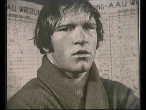 Dan Gable - US Olympic Freestyle Wrestling Champion -