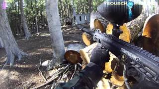 Skirmish USA Paintball Sherwood Forest Town