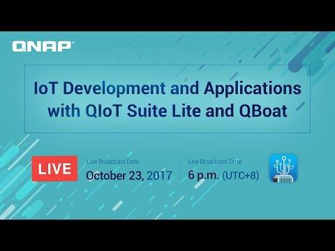 QIoT Suite Lite 프레젠테이션 영상