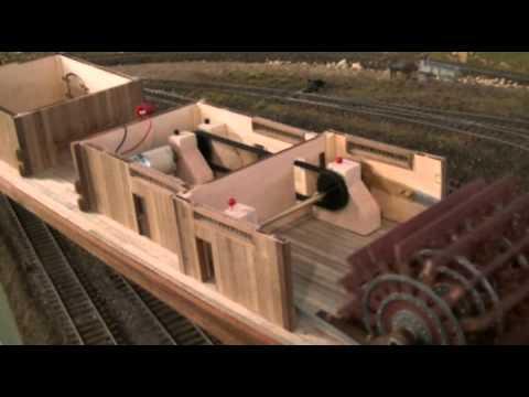 Steamboat Model Test