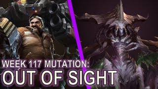 Starcraft II: Out of Sight [The Power of Siege Tanks]