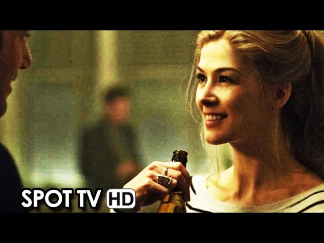L'amore bugiardo - Gone Girl Spot TV 'Dov'è tua moglie, Nick?' (2014) - Ben Affleck HD