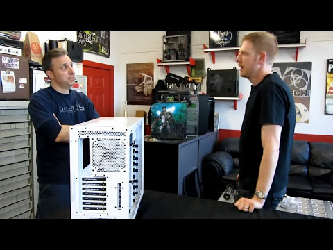 Fractal-Design Arc Midi R2 with guest, Josh Smith Fractal-Design NA
