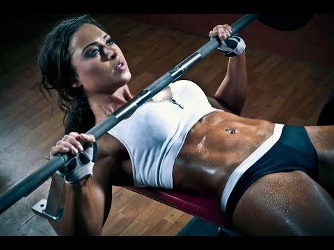 Мега тренировки в спортзале