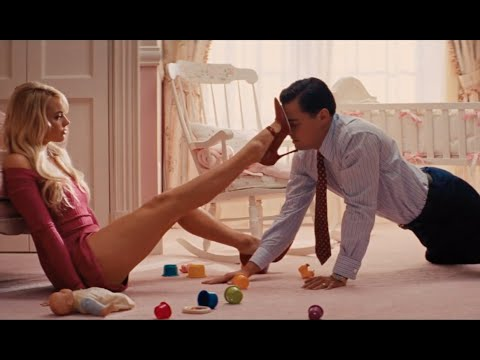 "Wolf Of Wall Street: ""No Touching"""