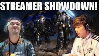 Starcraft 2: Winter (Zerg) vs Kiwian/Top (Terran)