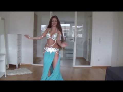 Armen Kusikian Baladi - Isabella Belly Dance Improvisation | HD