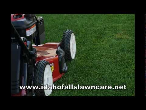 Rigby Idaho Lawn Care