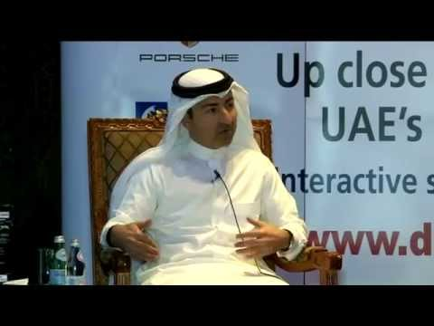 Interactive Session with Paris Gallery CEO at Emirates NBD Global Business Series - Part 5