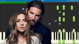 Baixar I'll Never Love Again - Piano Tutorial - PIANO ONLY - Lady Gaga & Bradley Cooper - A Star Is Born