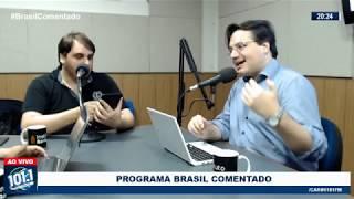 Brasil Comentado - 025 (07/06/19) / Neymar e o feminismo / INSS / Bolsonaro na Argentina