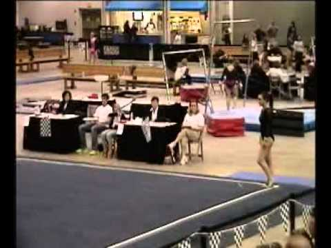 Mikayla Walsh Phenom Gymnastics