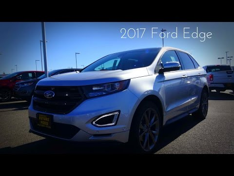 2017 Ford Edge Sport 2.7 L Turbocharged Ecoboost V6 Review