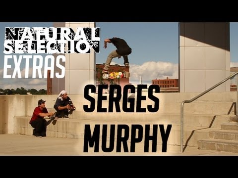 Serges Murphy Natty Select Extras