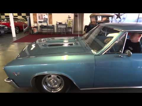 1967 Chevelle 396 SS American Muscle Car