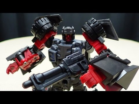 Fansproject T-BONE (Wildrider): EmGo's Transformers Reviews N' Stuff
