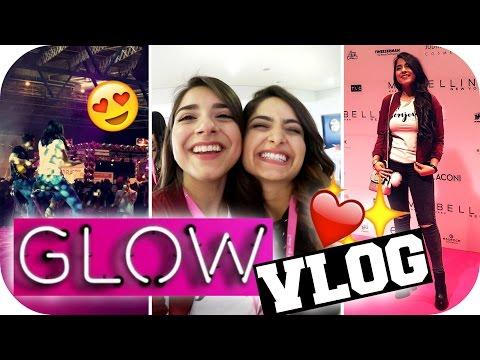 GLOWCON STUTTGART 2016 - Vlog #12   Sanny Kaur