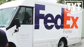 FedEx BRAGS About Not Paying Taxes