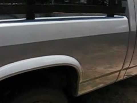 Painting Aluminum Car Parts