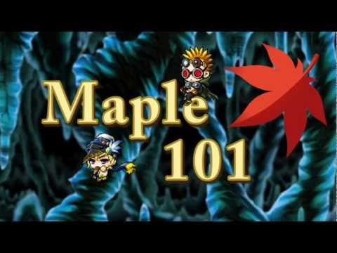 AionJC: Maple 101 - Episode 7 - Warrior and Mihile Hyper Skills