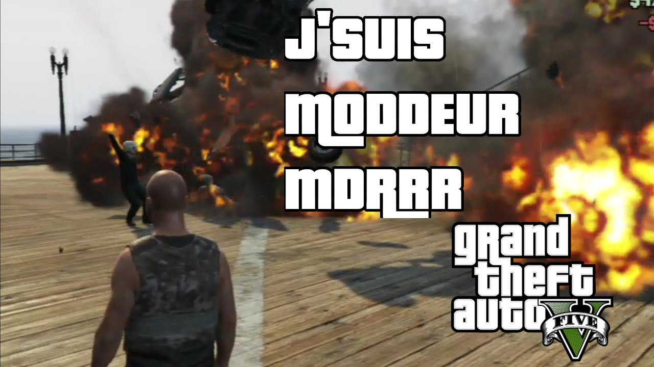 comment devenir modeur gta 5