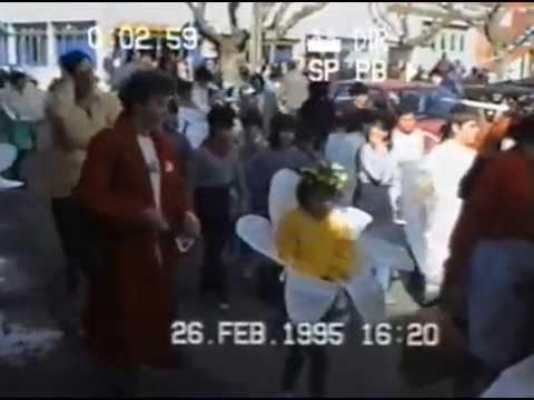 Carnaval em Vieira de Leiria, 1995