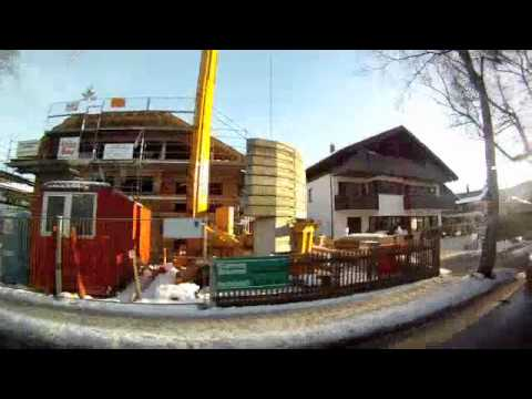 Winter trip to Garmisch-Partenkirchen