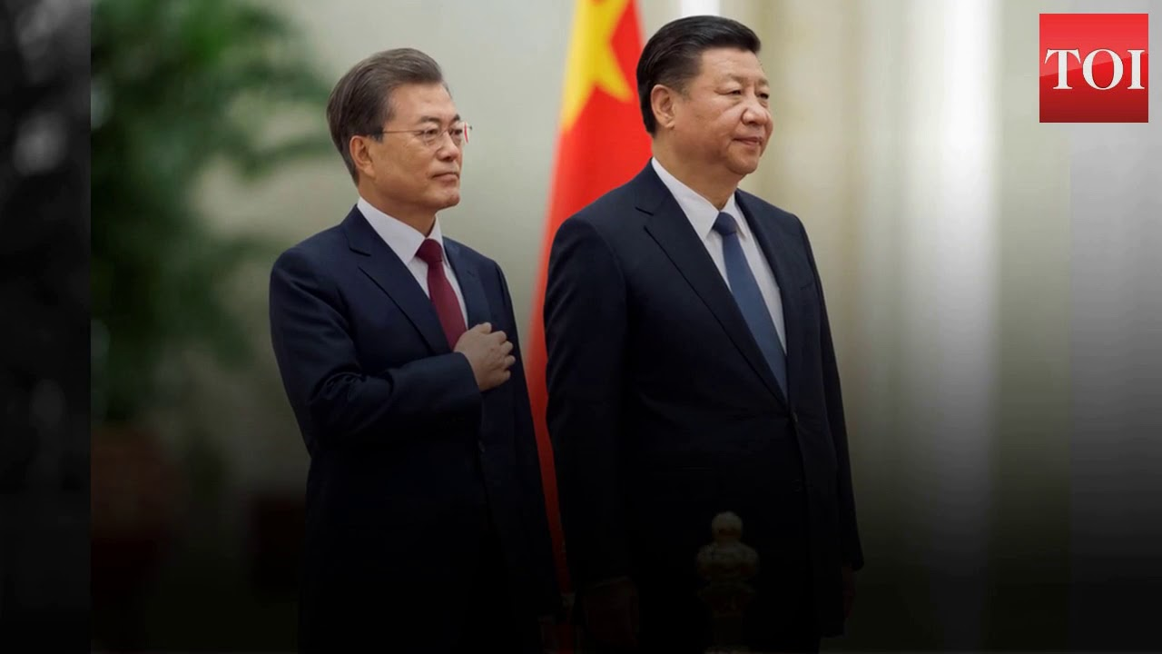 China, South Korea leaders to discuss North Korea nukes