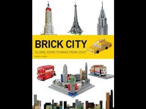 Lego City Books Lego Book Review Brick City