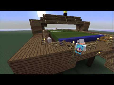 Things To Do In... Minecraft - Ping Pong