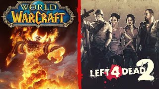 World Of Warcraft + Left 4 Dead 2 - con subs - En Español