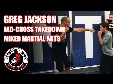 Greg Jackson Greg Jackson Mma Jab