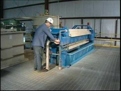 Parkson Filter Press